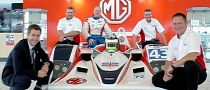Lola EX265 Le Mans Prototype Marks MG's Return to Motorsport