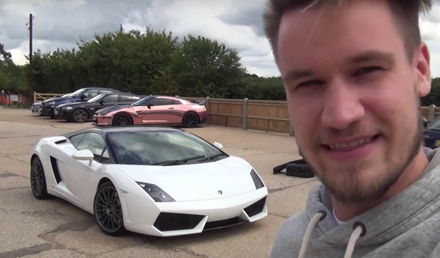 London Supercar Spotter Buys A Lamborghini Gallardo Lives The