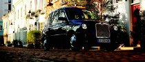 London Taxi Brought to Ukraine