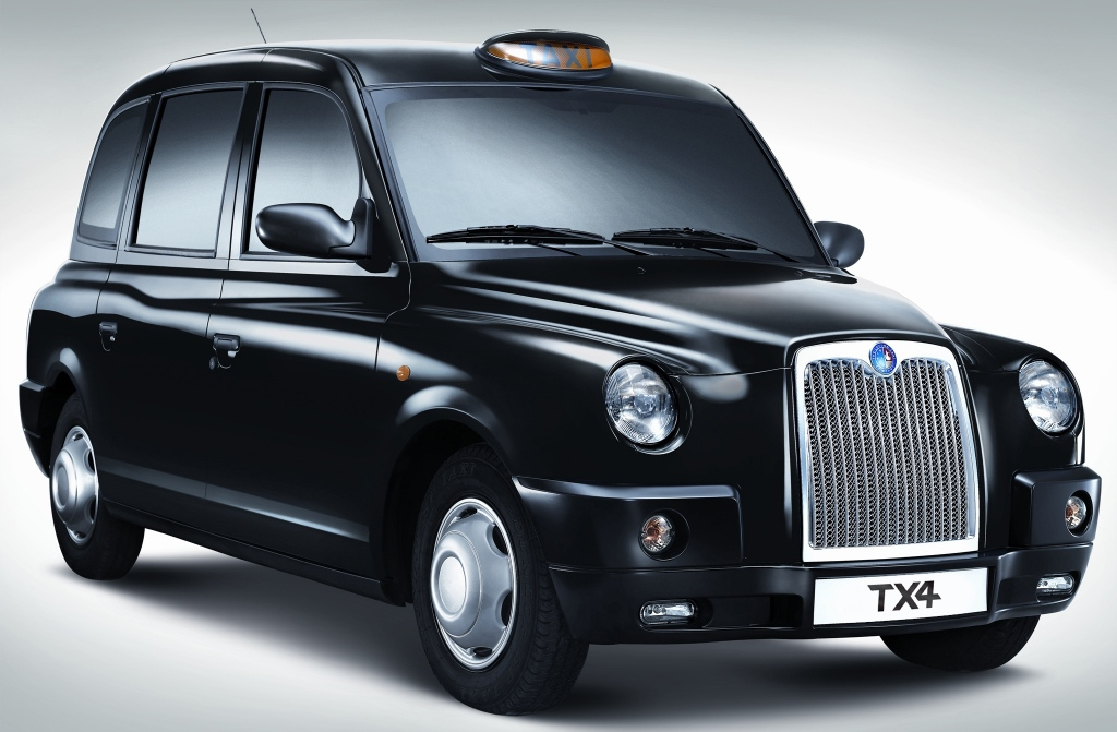 London Taxi Goes Polish