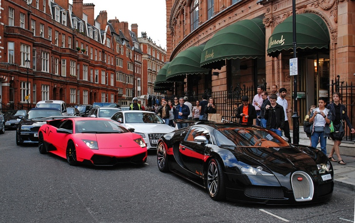 London To Ban Supercar Owners From Revving The Engines