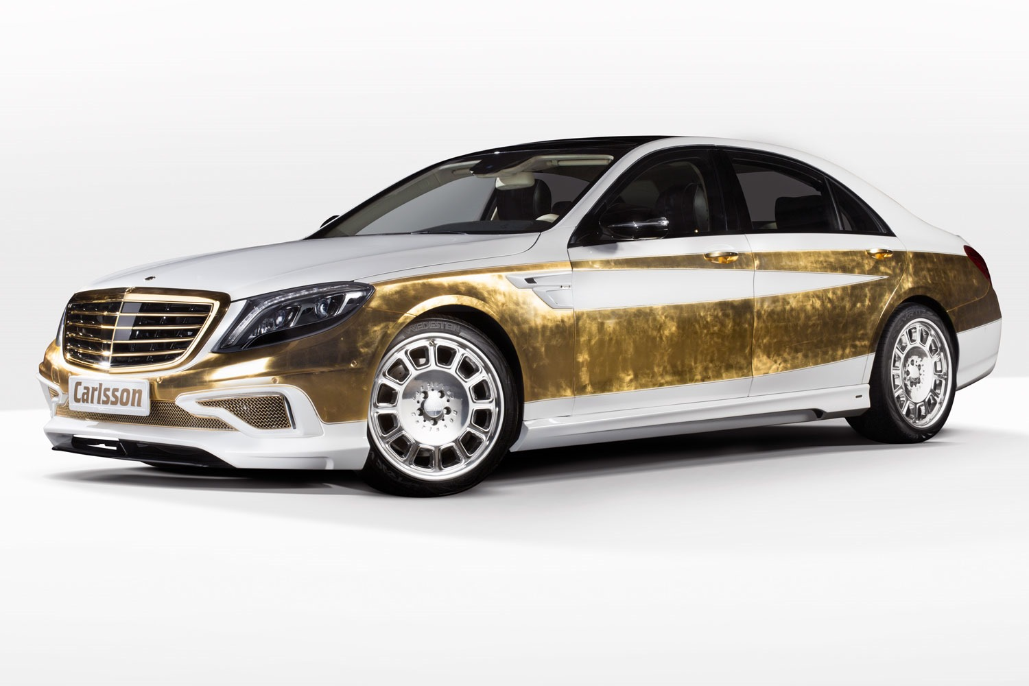 Long time mercedes benz tuner carlsson saved from for Mercedes benz corp