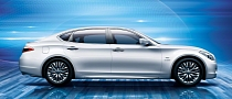 Long Wheelbase Infiniti M Debuts in Beijing