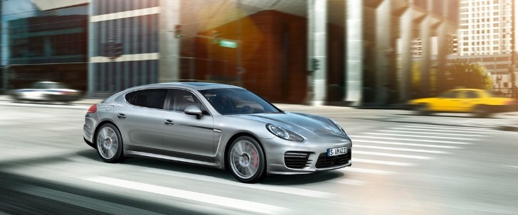 Long Wheelbase Porsche Panamera Coming to US, Priced from $125,600