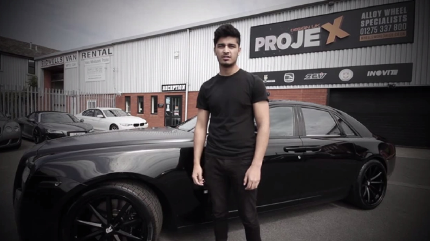 Lord Aleem Gets His Rolls Royce Ghost In All Black Video 82451 furthermore  together with Clockwork Orange Wallpaper Wallpaper 4 additionally  together with Vorschau Brabus Legt Hand An Den Mercedes Benz Glc 84880. on amg logo