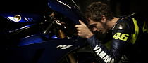 Lorenzo and Rossi in Yamaha's M1 Bike Teaser [Photo Gallery][Video]
