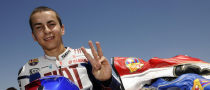 Lorenzo Does Not Shake Injuries Habit
