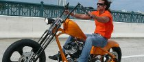 Lorenzo Lamas Launches The Icon Chopper