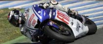 Lorenzo Tops Second Practice at Assen