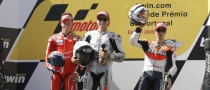 Lorenzo Wins Portuguese GP, Rossi Finishes 4th