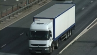 A lorry like this can kill you if the driver doesn't pay attention on the road...