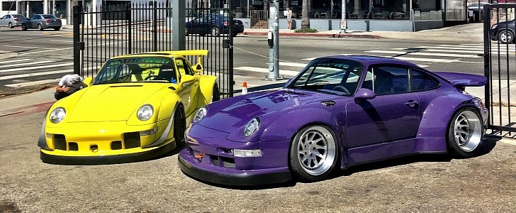 Los Angeles Welcomes New Rauh Welt Begriff Build With