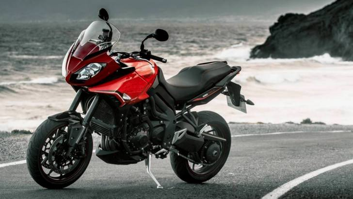 Lots of Official 2013 Triumph Tiger 1050 Sport Pictures [Photo Gallery]