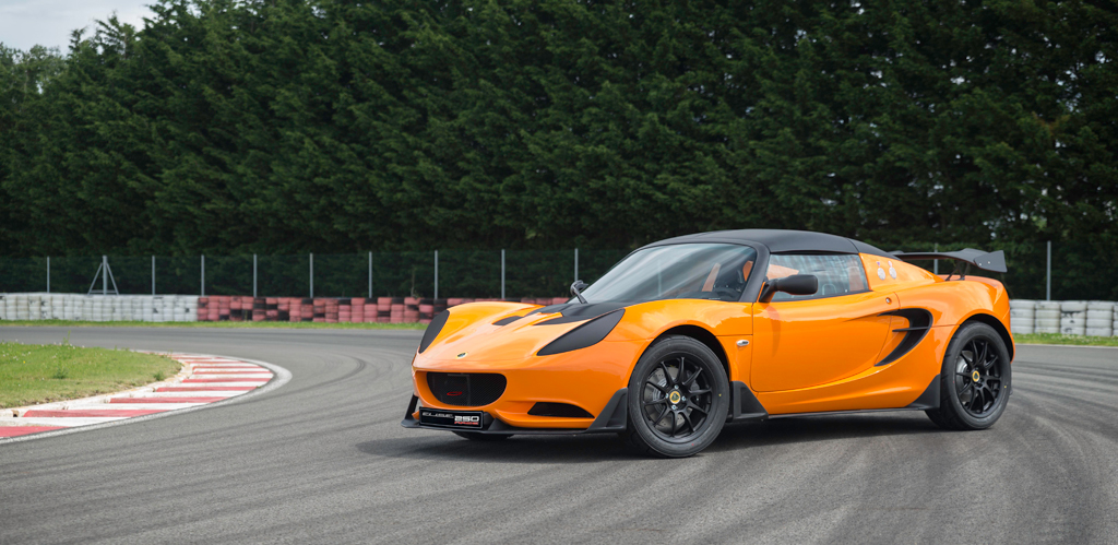 Lotus Unveils The Elise Race 250, The Fastest Elise Racer Ever Made