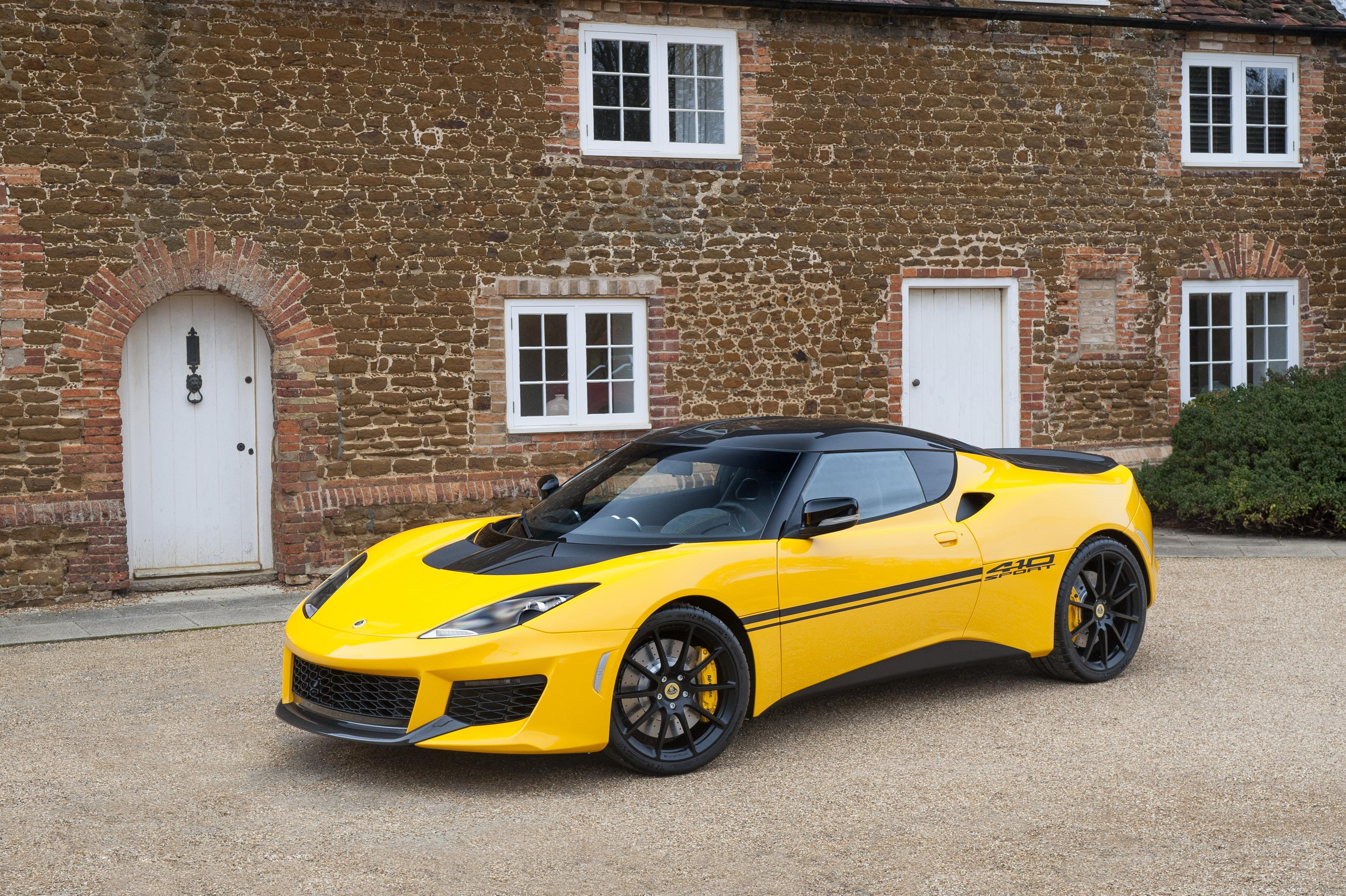 Lotus Sports Car >> Lotus Evora Sport 410 Production Limited To 150 Cars Per