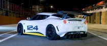 Lotus Evora Type 124 Endurance Racecar Released