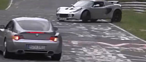 Lotus Exige Has Little Crash at 'Ring Track Day [Video]