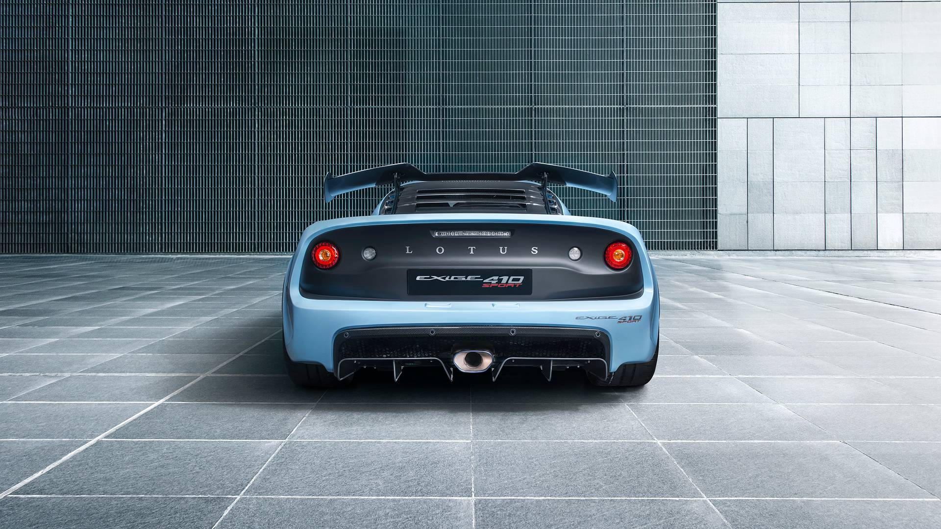 Lotus Exige range expands again, say hello to the Sport 410