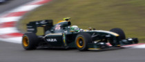 Lotus F1 Cars to Feature AirAsia Logos in Spain