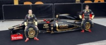 Lotus Renault Unveils New R31