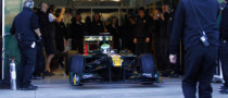 Lotus T128 Begins 2011 Testing in Valencia