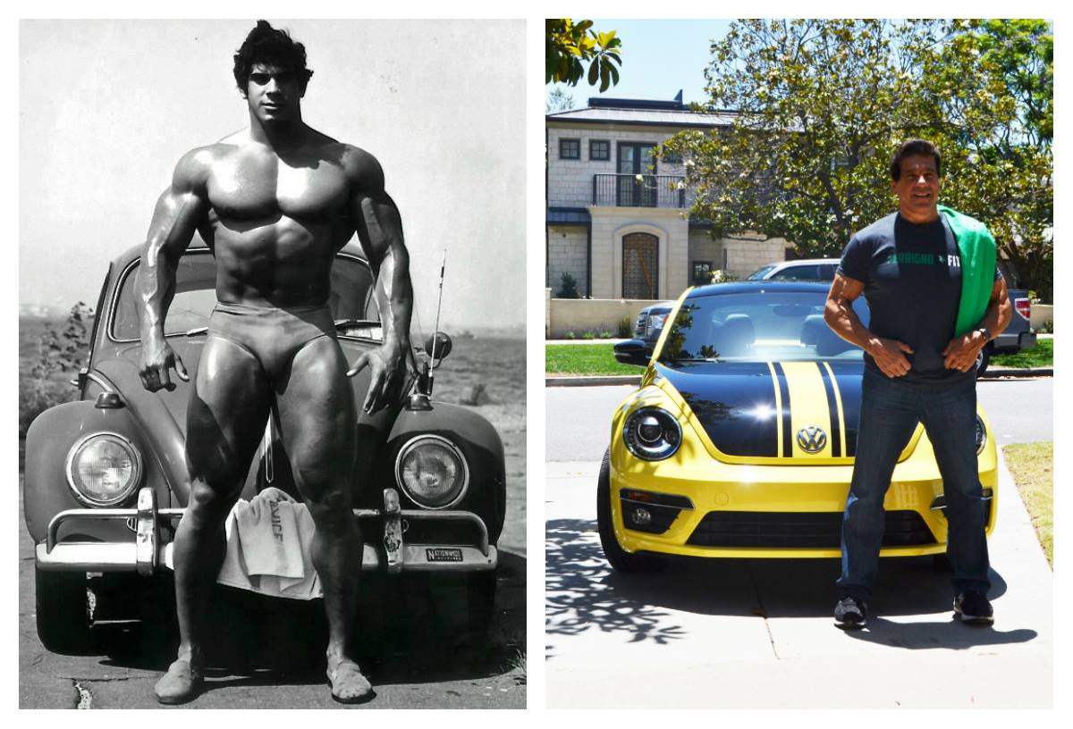 Photo of Lou Ferrigno Volkswagen Beetle GSR - car