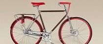 Louis Vuitton x Maison Tamboite Bike Is High Fashion on Two Wheels, Gorgeous