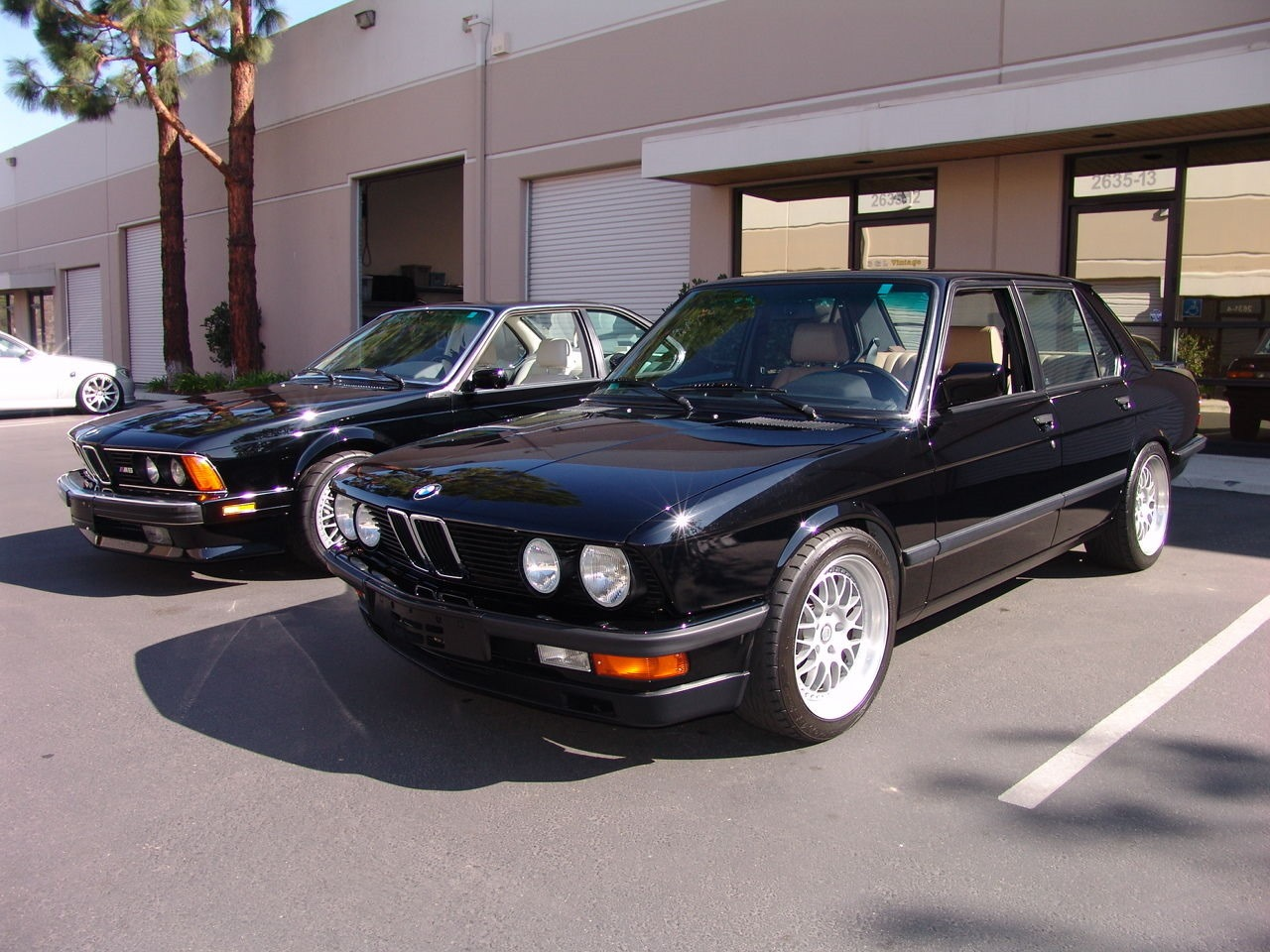 Low Mileage 1988 BMW M5 Previously Owned by Frank Gerber Up for