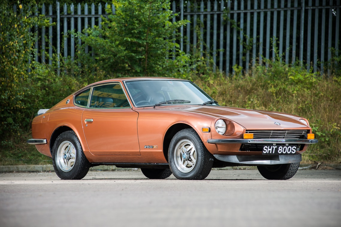 Low Mileage Datsun 260z Looking For A New Owner