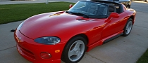 Low Mileage Dodge Viper RT/10 Shows Up on eBay [Photo Gallery]