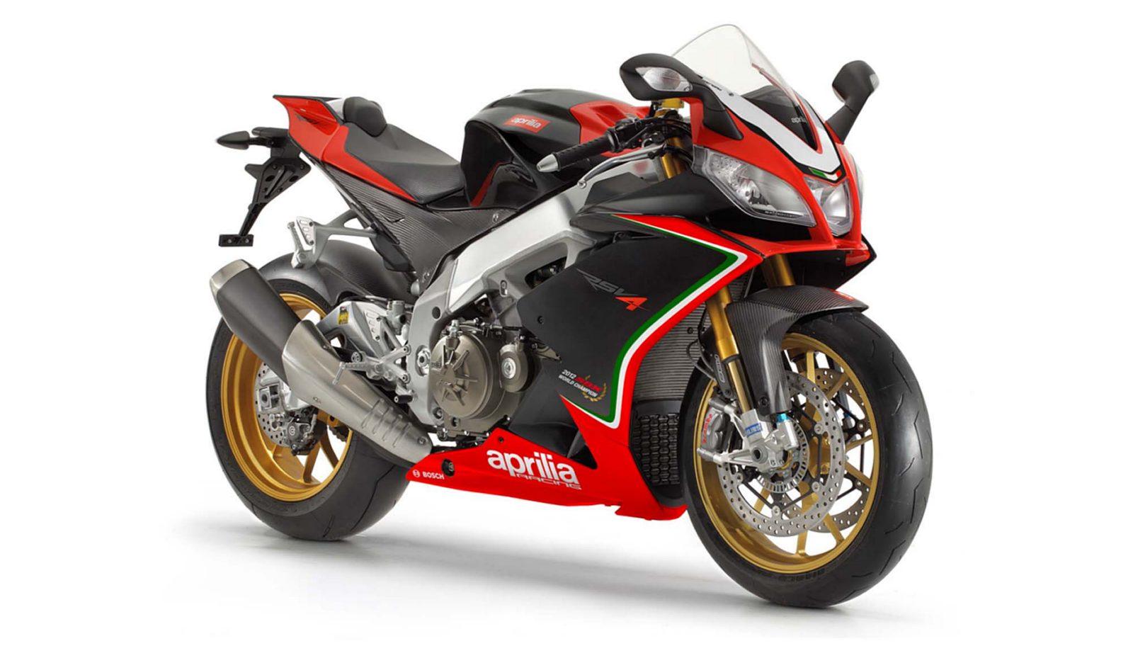 Lower Prices for 2013 Aprilias, Way Cheaper than Ducati - autoevolution
