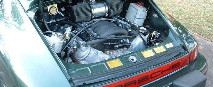 LS1 V8-Engined Classic Porsche 911 Listed on Craigslist ...