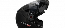 LS2 FF394 Epic Flip-Up Helmet Gets Snell Certification