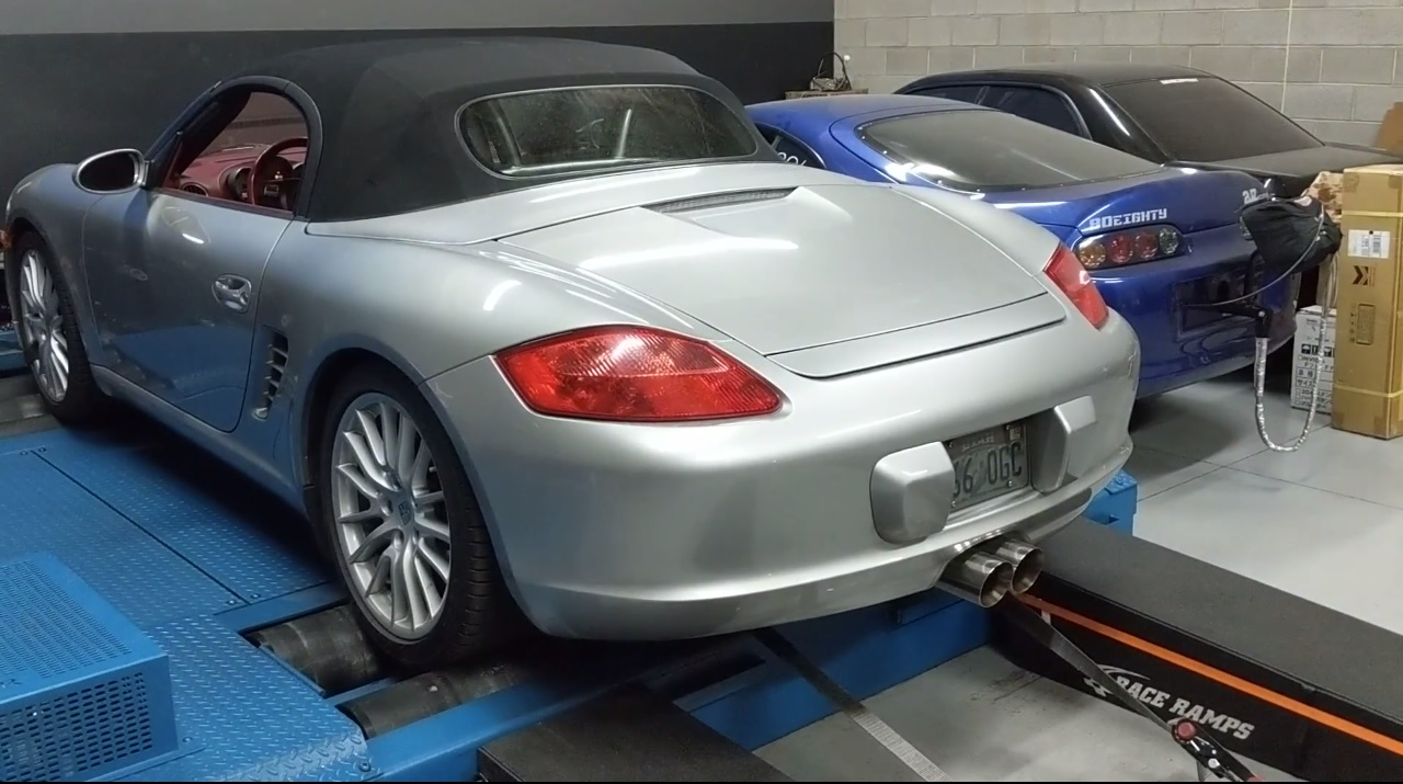 LS7 V8 Porsche Boxster Is Anything But Your Average Engine Swap