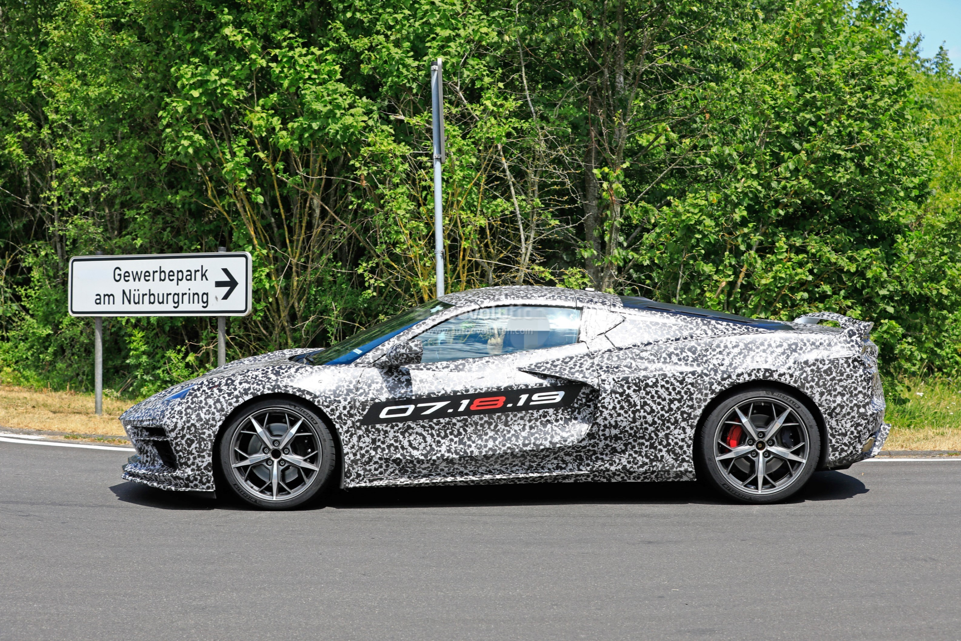 Lt2 V8 Engine In 2020 Chevrolet Corvette Expected To Develop At