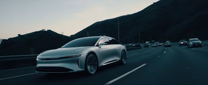 lucid motors ready to revolutionize the electric car