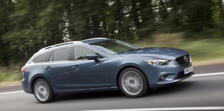 Lucky Buyer Wins Free All-New Mazda6 Tourer in UK