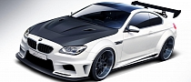 Lumma CLR BMW M6 Previewed