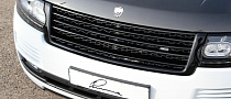 Lumma Design Improves New Range Rover With Carbon Fiber [Photo Gallery]