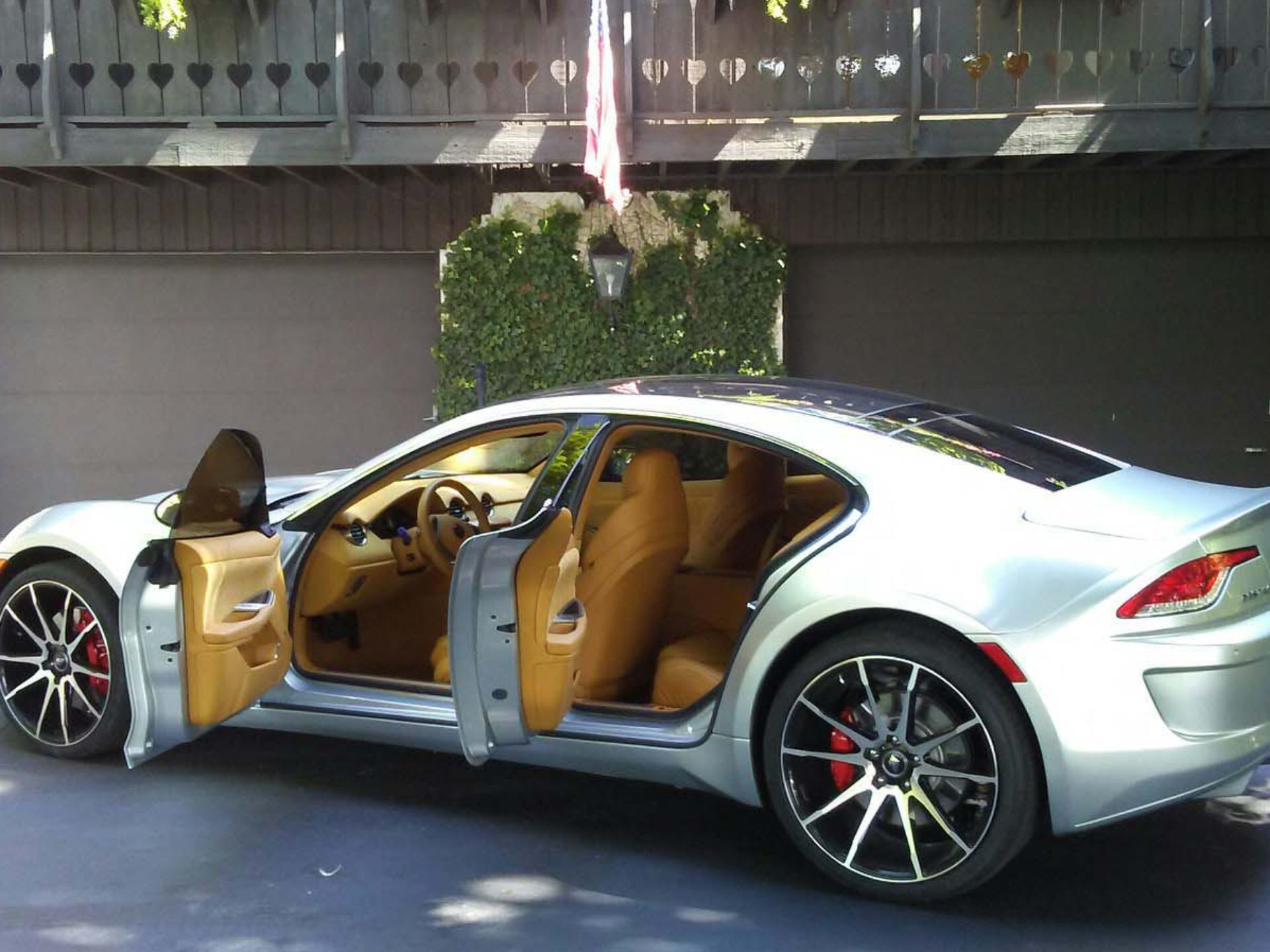 The First Corvette-Engined Reincarnation Of The Fisker Karma Has ...
