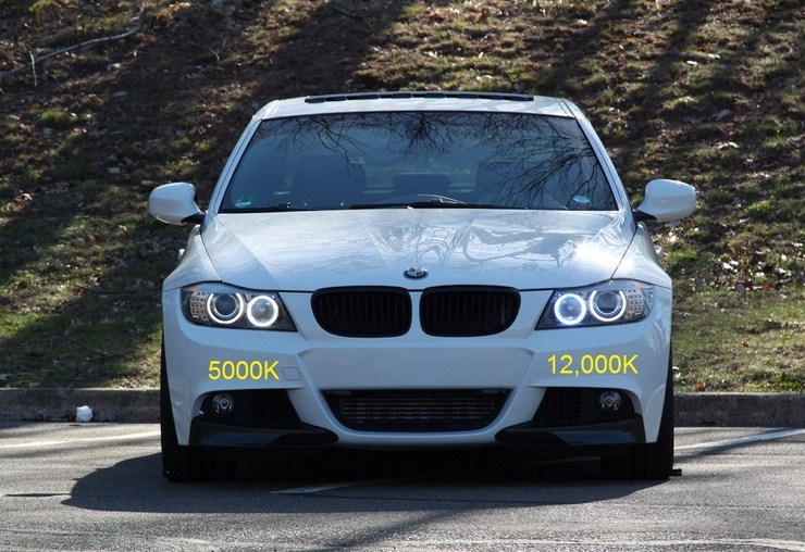 Bmw color angel eyes-4246