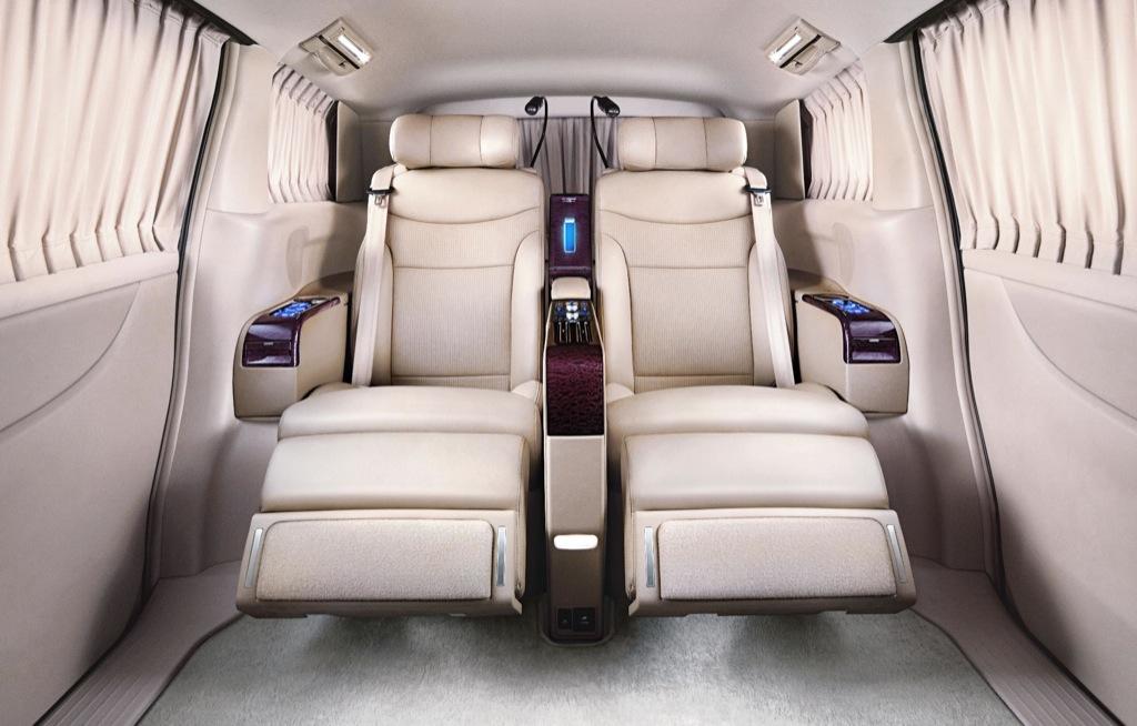 Luxgen7 Ceo The Business Jet On Wheels Autoevolution