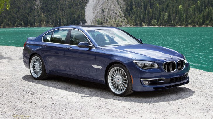 Luxury and Exclusivity Combined with Power and Performance: The Alpina B7