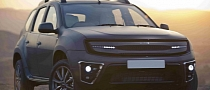 Luxury Duster from DC-Design Revealed [Photo Gallery]