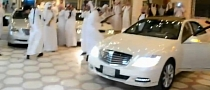 Luxury Saloons and AK-47s at Saudi Wedding [Video]