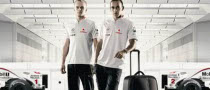 Luxury Travel Bags from McLarenSport and Samsonite