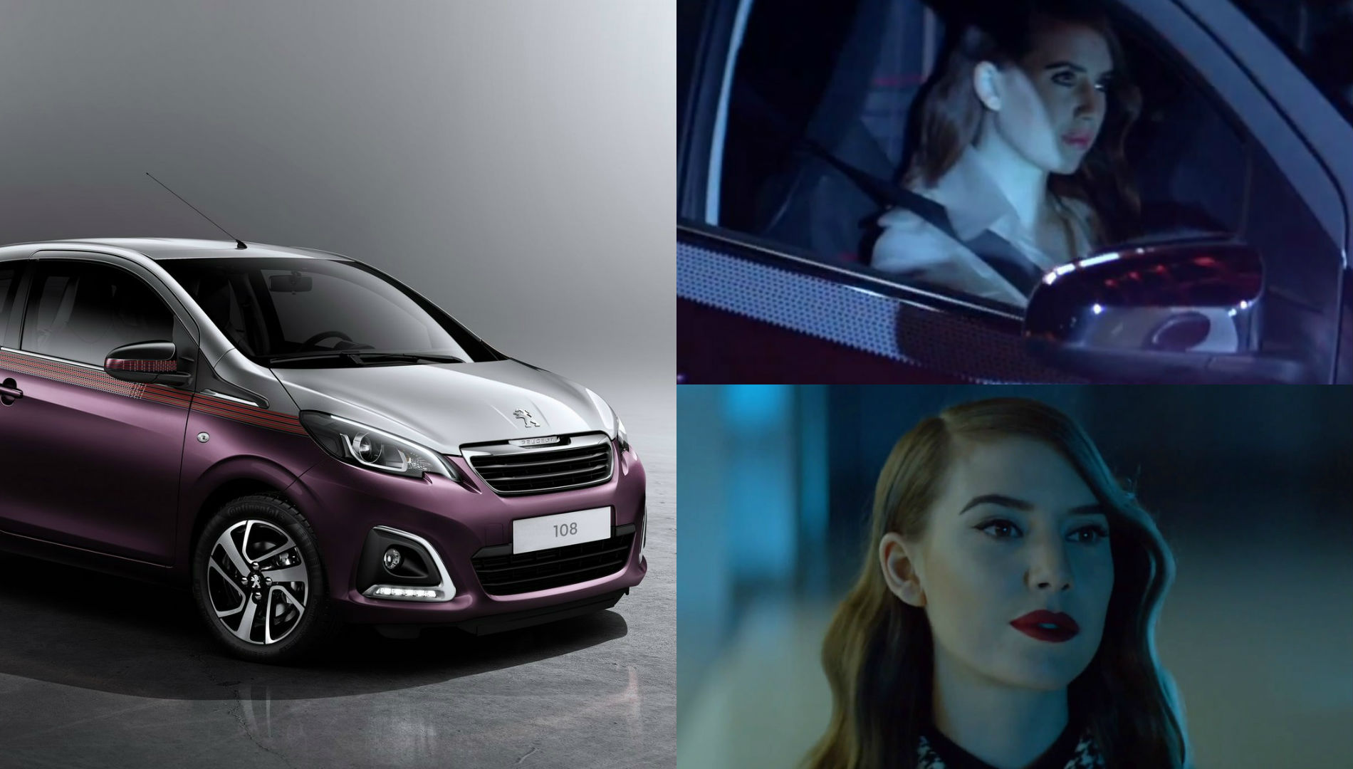 photo of Lykke Li Peugeot - car