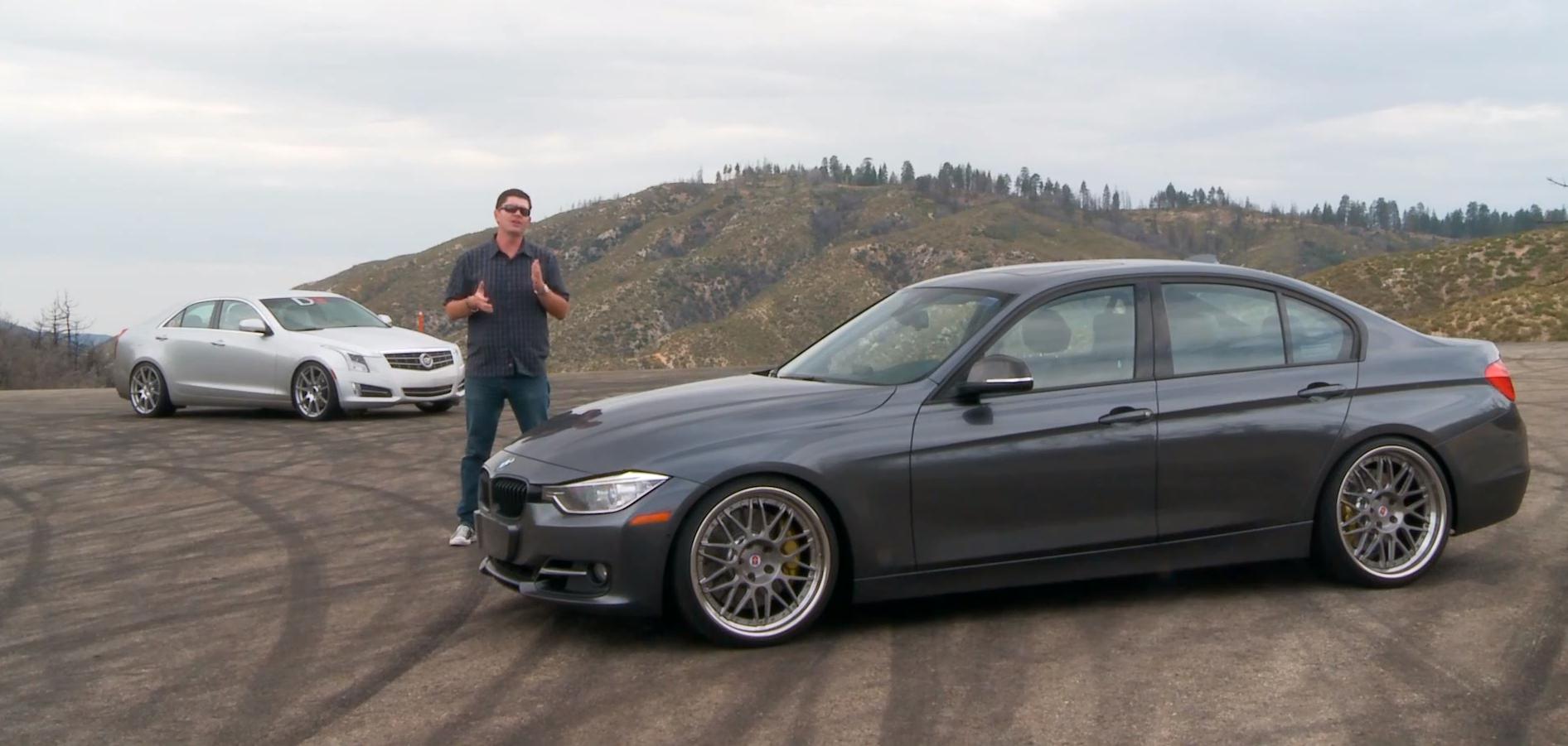 BMW Convertible lexus is350 vs bmw M Performance 335i vs D3 Cadillac ATS Comparison - autoevolution
