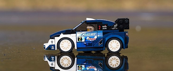 M-Sport Ford Fiesta WRC Joins LEGO Speed Champions ...