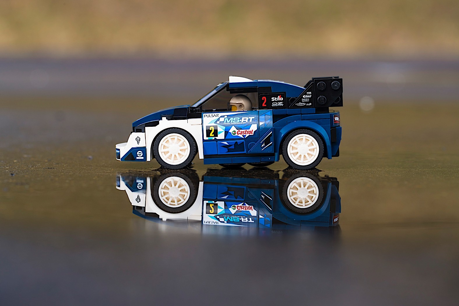 m sport ford fiesta wrc joins lego speed champions autoevolution. Black Bedroom Furniture Sets. Home Design Ideas